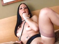 anal, babe, masturbation, toys, jenna haze, dildo