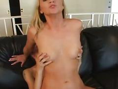 Young hot blonde in this awesome hardcore video