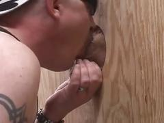 For the love of glory holes