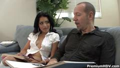 Andrea kelly fucks her teacher