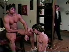 Horny latin hunks pumping some hardcore iron bodies