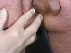 Blindfolded hot college jocks enduring sweet initiation fuck pain