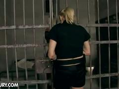 Hot lesbians, cynthia moore and kate, fucking in prison