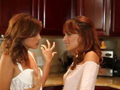 Melanie and valerie rios lesbian action