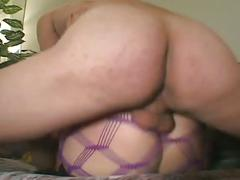 Sweet whore rallee dean fucks this big dick in the ass