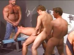 Fuck loving studs sizzling hot mad gay sex encounter in toile