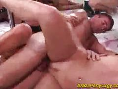Sex party for all these babes in brazil