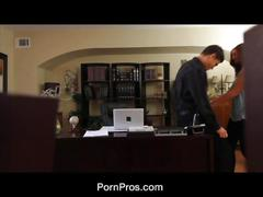Porn pros office seduction w whitney westgate