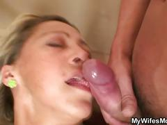 Suck dick before wifey cums home