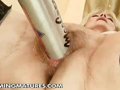 Young horny lesbian likes them old