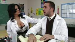 Sienna west - sex me in the name of science