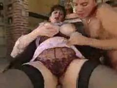 Big tit housewife tit fuck