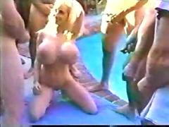 Wendy whoppers (outdoor gangbang)
