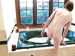 Amateur ex girlfriend wanted to be in a sextape!