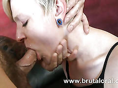 Intense oral and rectal fuck