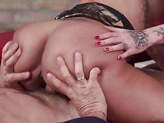 Ffm threesome with rocco siffredi @ rocco sex analyst #03