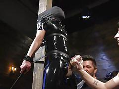 His first bdsm experience