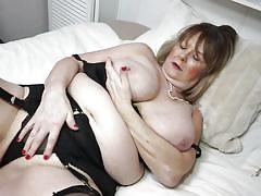 Bbw mature masturbates for you