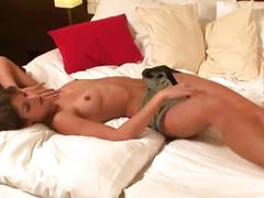 big ass, brunette, masturbation, pornhub.com, skinny, petite, small-boobs, pig-tail, solo, strip, butt, booty, fingering, wet, orgasm, young