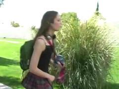 teen, upskirt, brunette, public, softcore, flashing