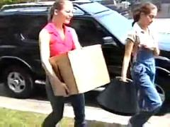 Moving day jenna haze and aurora snow
