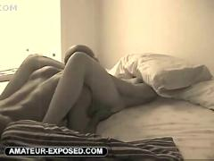 black, cock, interracial, shaved, amateur, homemade, pussylicking, bedroom, couple, bbc