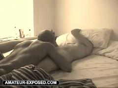 Nina exposed - morning sex