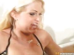 Busty milf gets fucked hard