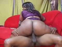 Budon kadunk 7- big black dick vs big black ass !!!