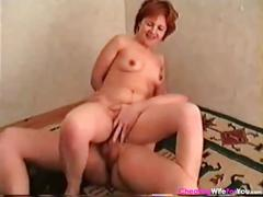 Russian mature housewife 09
