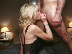 Fifty year-old fucks hot young stud!