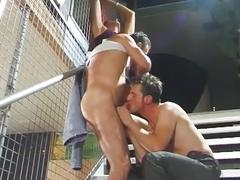 amateurs, anal, blowjobs, fisting, hardcore, hunks, threesome, assfucking, deepthroat, face fucking, first time, gagging, muscle man, sloppy blowjob, stud