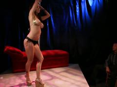 big tits, blowjob, brunette, hardcore, hd, stripper