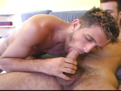 Hot brazilian young studs fucking hard
