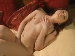 Extreme hardcore sex with looking nice brunette babe in this tube.