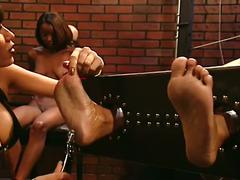 Extreme forced and slave hardcore sex