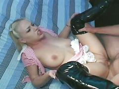 anal, big dick, big tits, blonde, hardcore, anal sex, assfucking, big cock, busty, doggy style, piledriver, platinum blonde, rough fuck