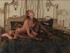 Extreme hardcore sex of two sweet girl with sybian !!