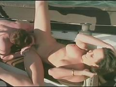Hardcore yacht cruising sweet pussy injection fun