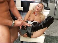 Horny alternative maid in a hardcore fuck