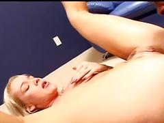 babe, big dick, blonde, hardcore, interracial, pussy, beauty, big cock, black on white, cowgirl, doggy style, missionary, platinum blonde, rough fuck, shaved pussy, tight pussy