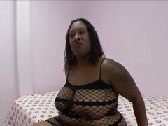Bbw mature ebony rammed hard in ass after suckin black dick