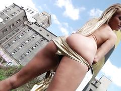 Adel sunshine anal fuck in hd
