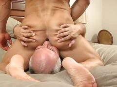 Old guy jake cruise sucks stroks andrims hot muscular hunk