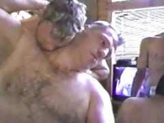 Amateur chubs and bears hot orgy