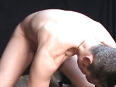 Young hunks blowjobs and hot ass fucking