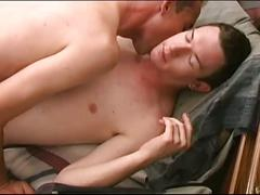 Unbelievable anal bashing adventure as horny cocks loads some hole