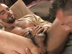 Hairy muscled bears tony aziz and dominic pacifico anal corruption