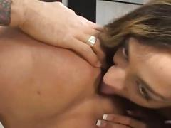 anal, big ass, big tits, brunette, hardcore, pussy, ass licking, black hair, busty, cowgirl, doggy style, nice ass, piledriver, shaved pussy