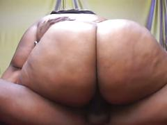 Big beautiful black woman loves big black cocks